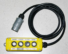 XLD10-EPB42 - W  4 Button Control to suit Tieman AHT hydraulic Tailgate.