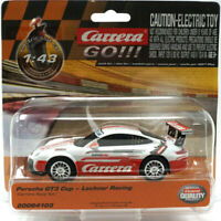 Carrera Go!!! 64103 Porsche GT3 Lechner Racing Carrera Race Taxi 1/43 Slot Car