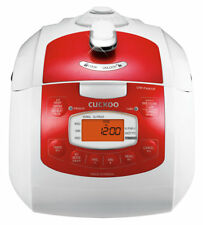 Cuckoo Electronics 6-Cup Pressure Rice Cooker CCKO1045