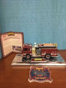 Code 3 Collectibles Skywalker Ranch 1/32 pierce engine company