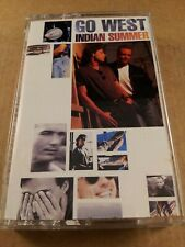 Go West : Indian Summer : Vintage Tape Cassette Album from 1992