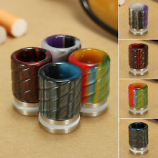 Hot Sale Epoxy Resin Drip Cap Mouthpiece Replacement For Smok TFV8 Tank Tool A-D