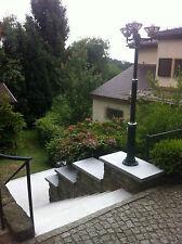 Mauerabdeckung Naturstein grau/ Granit  Abdeckplatte Mauer Pfeilerabdeckung NEU