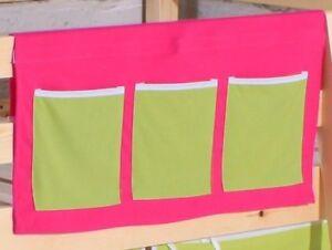 STORAGE POCKET Cabin Bed mid sleeper  RRP 14.99 Loft Bed Bunk Bed Tents SALE