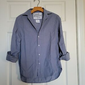 "Frank & Eileen ""Eileen""  Corduroy Shirt XXS"
