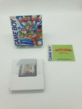 NEW Nintendo Game boy Gameboy SUPER MARIO WARIO LAND OVP BOITE Boxed DMG-WJ-UKV