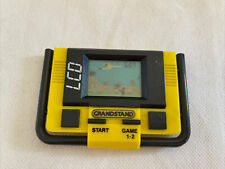 Ghost Catcher Grandstand Handheld LCD Electronic Game Yellow Computer Handheld