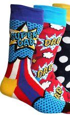 $30 Super Dad Socks By HappySocks