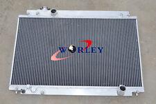 For LEXUS SC300 Z30 /TOYOTA SOARER JZZ31 3.0L Manual 1991-2000 aluminum radiator