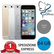 !LEGGERE BENE L'INSERZIONE! IPHONE 6 o 6s 64GB 64 GB NERO ORO SILVER ROSA  APPLE