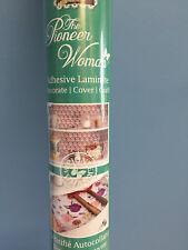 The Pioneer Woman Self-Adhesive Shelf Liner Permanent Adhesive Resurfacing