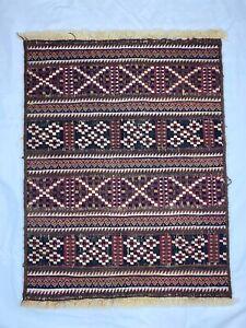 Antique Sumak Caucasian Rug