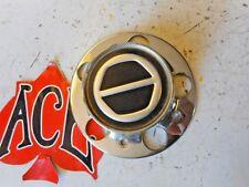 """90-92 Ford Ranger Pickup Truck Aerostar Chrome OEM Center Hub Cap 14x5.5"""" Wheel"""
