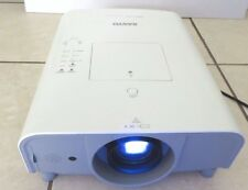 SANYO PLC-XT20 3800 LUMEN HD XGA LCD PORTABLE MEDIA PROJECTOR Low hours