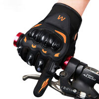 Racing Bomber Gloves Motocross Dirt Bike Off Road ATV Mens MTB Cycling Gloves