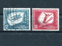 DDR Nr. 280 - 281 gest. Wintersport (#60141)