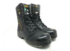 DAKOTA Men's 8112 8'' Quad Steel Toe Comp Plate Internal Metguard Work Boot 11M