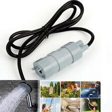 12V DC 1.2A Micro Submersible Motor Water Pump 5M 14L/Min 600L/H 6-15V Useful