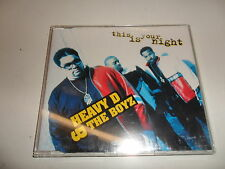 CD Heavy D & the Boyz – this is your night