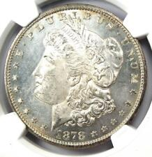 1878-CC Morgan Silver Dollar $1 Carson City Coin - NGC MS62 (BU UNC) - Rare!