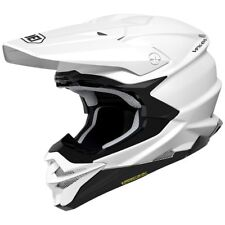 Shoei 2018 VFX-EVO Helmet White S Small VFX EVO Offroad Enduro Rally NEW