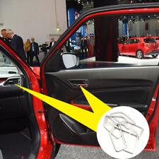 Side Air Vent Outlet Trim & Door Handle Bowl For Suzuki Swift Hatchback 17-18