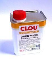 CLOU Profi W2 Antikwachs 0 75 Liter
