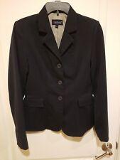 Huntseat Eous Show Coat Navy Size 4 HS