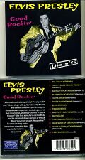 ELVIS PRESLEY - Good Rockin' -  LIVE 1955 + Interviews - Hallmark