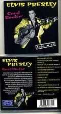 ELVIS PRESLEY - Good Rockin' -  LIVE 1955 + Interviews - Hallmark