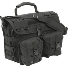 Deluxe 600d MOLLE Range GEAR BAG Tactical Pistol Gun Shooting FBI Hunting Ammo