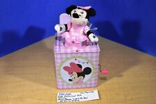 Kids Preferred Disney Minnie Mouse Jack in the Box 2010(370-000)