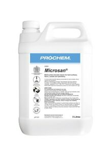 Multi-surface biocidal cleaner for hard surfaces, floors, carpets and upholstery