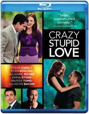 Crazy, Stupid, Love. [New Blu-ray] With DVD, Digital Copy, O-Card Packaging