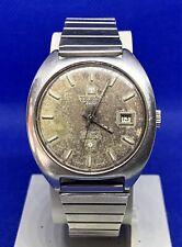 Reloj Tissot Seastar automático años 60/70 vintage