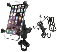RAM X-Grip Motorcycle Bike Handlebar Mount for iPhone 7 PLUS 6S plus 6 plus