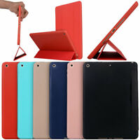 Magnetic Soft Silicone Folio Stand Tablet Case Cover For Apple iPad Air 3rd Gen