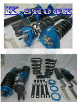 K-Shock Coilover Kit Fully Adjustable SUSPENSION FIT Subaru Wrx GRB IMPREZA