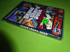 Empty Replacement Case! Grand Theft Auto: The Trilogy Vice City Custom Case PS2