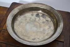 Vintage Arabic Brass Plate [PL2978]
