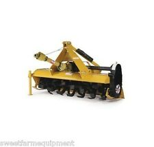 New Forward or Reverse Rotation Geardrive Tarter 6 FT Roto Tiller, WE SHIP CHEAP