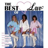 LUV' - THE BEST OF LUV'  CD NEW