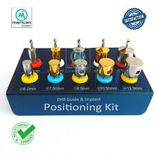 Dental Implant Guide Kit Positioning Crown Drill Guide Kit