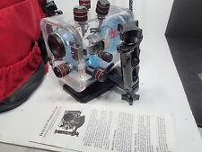 Ikelite 6040 Underwater Digital Video Housing for Canon Camcorders Lands End bag