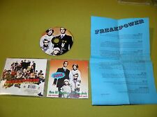 Freak Power - More Of Everything For Everybody Promo CD Best Trip-Funk-Soul