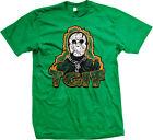 TGIF Thank God Its Friday Halloween Jason Killer Mask 13th Scare Mens T-shirt