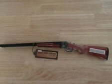"""15"""" DOUBLE BARREL SHOTGUN BARBEQUE REFILLABLE  GRILL LIGHTER - FREE SHIPPING"""