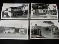 24 Coronado California CA Lot RPPC Real Photo Postcard House Home San Diego Home