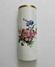 HUMILUX BRUXELLES Flowers Wall Pocket Porcelain Radiator Humidifier Vase RARE!