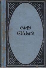 Viktor von Scheffel: Ekkehard   (2 Bde. in 1 Band)   um 1915